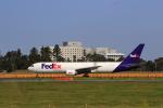 ☆ライダーさんが、成田国際空港で撮影したフェデックス・エクスプレス 767-3S2F/ERの航空フォト(写真)