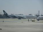 worldstar777さんが、ロサンゼルス国際空港で撮影したニュージーランド航空 777-319/ERの航空フォト(写真)