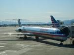 worldstar777さんが、マッカラン国際空港で撮影したアメリカン航空 MD-82 (DC-9-82)の航空フォト(写真)