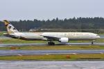 ぱん_くまさんが、成田国際空港で撮影したエティハド航空 777-3FX/ERの航空フォト(写真)