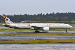 ぱん_くまさんが、成田国際空港で撮影したエティハド航空 777-3FX/ERの航空フォト(飛行機 写真・画像)