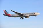 安芸あすかさんが、ロンドン・ヒースロー空港で撮影したアメリカン航空 A330-243の航空フォト(写真)