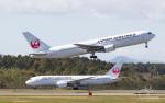 うみBOSEさんが、新千歳空港で撮影した日本航空 767-346/ERの航空フォト(写真)