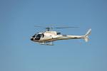 MIRAGE E.Rさんが、名古屋飛行場で撮影した日本法人所有 AS350B3 Ecureuilの航空フォト(写真)