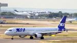 誘喜さんが、ロンドン・ヒースロー空港で撮影したエールフランス航空 A321-211の航空フォト(写真)