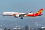 Tomo-Papaさんが、ロサンゼルス国際空港で撮影した香港航空 A350-941XWBの航空フォト(写真)