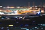 かずまっくすさんが、羽田空港で撮影した全日空 777-381の航空フォト(写真)