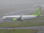 た~きゅんさんが、関西国際空港で撮影した全日空 737-881の航空フォト(写真)