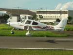 otromarkさんが、八尾空港で撮影した日本個人所有 SR20 Sの航空フォト(写真)