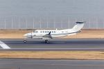 Y-Kenzoさんが、羽田空港で撮影したノエビア B300の航空フォト(写真)