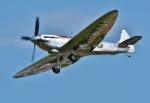 kiheiさんが、名古屋飛行場で撮影したイギリス企業所有 361 Spitfire LF9Cの航空フォト(写真)