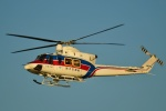 Mizuki24さんが、東京ヘリポートで撮影した国土交通省 地方整備局 412EPの航空フォト(写真)