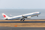 Y-Kenzoさんが、羽田空港で撮影した中国国際航空 A330-343Xの航空フォト(写真)