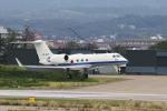 イソロクガトブさんが、小松空港で撮影した航空自衛隊 U-4 Gulfstream IV (G-IV-MPA)の航空フォト(写真)