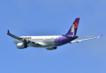 kix-booby2さんが、関西国際空港で撮影したハワイアン航空 A330-243の航空フォト(写真)