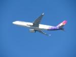 いぶちゃんさんが、シアトル タコマ国際空港で撮影したハワイアン航空 A330-243の航空フォト(写真)