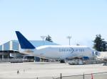 いぶちゃんさんが、ペインフィールド空港で撮影したボーイング 747-409(LCF) Dreamlifterの航空フォト(写真)