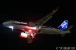 遠森一郎さんが、福岡空港で撮影した全日空 A320-271Nの航空フォト(写真)