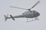 500さんが、自宅上空で撮影した雄飛航空 AS350B Ecureuilの航空フォト(写真)