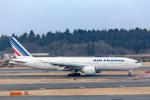 Y-Kenzoさんが、成田国際空港で撮影したエールフランス航空 777-228/ERの航空フォト(写真)