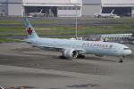 SFJ_capさんが、羽田空港で撮影したエア・カナダ 777-333/ERの航空フォト(写真)