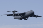 NOTE00さんが、三沢飛行場で撮影したアメリカ空軍 C-5M Super Galaxyの航空フォト(飛行機 写真・画像)
