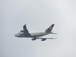 いぶちゃんさんが、シアトル タコマ国際空港で撮影したルフトハンザドイツ航空 747-430の航空フォト(飛行機 写真・画像)