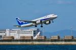 ふくそうじさんが、関西国際空港で撮影した全日空 A320-271Nの航空フォト(写真)