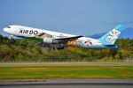 hidetsuguさんが、新千歳空港で撮影したAIR DO 767-381の航空フォト(写真)
