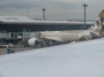 いぶちゃんさんが、成田国際空港で撮影したエティハド航空 787-9の航空フォト(写真)