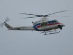 いぶちゃんさんが、新潟空港で撮影した国土交通省 地方整備局 412EPの航空フォト(写真)