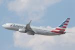 安芸あすかさんが、ロサンゼルス国際空港で撮影したアメリカン航空 737-823の航空フォト(写真)