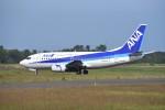 kumagorouさんが、仙台空港で撮影したANAウイングス 737-54Kの航空フォト(写真)
