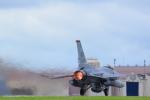 うとPさんが、横田基地で撮影したアメリカ空軍 F-16CM-50-CF Fighting Falconの航空フォト(写真)