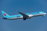 Ariesさんが、関西国際空港で撮影した大韓航空 787-9の航空フォト(写真)