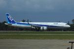 Wasawasa-isaoさんが、小松空港で撮影した全日空 A321-272Nの航空フォト(写真)
