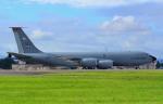 うとPさんが、横田基地で撮影したアメリカ空軍 KC-135R Stratotanker (717-148)の航空フォト(写真)