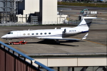 jun☆さんが、名古屋飛行場で撮影したTAI Leasing,Inc. G-V-SP Gulfstream G550の航空フォト(写真)