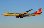 うとPさんが、RJAAで撮影したカーゴルクス 747-8R7F/SCDの航空フォト(写真)