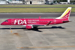 jun☆さんが、名古屋飛行場で撮影したフジドリームエアラインズ ERJ-170-200 (ERJ-175STD)の航空フォト(写真)