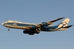 camelliaさんが、成田国際空港で撮影したエアブリッジ・カーゴ・エアラインズ 747-8HVF(SCD)の航空フォト(写真)