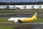☆ライダーさんが、成田国際空港で撮影したバニラエア A320-214の航空フォト(写真)
