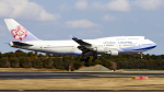 FlyingMonkeyさんが、成田国際空港で撮影したチャイナエアライン 747-409の航空フォト(写真)