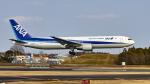 FlyingMonkeyさんが、成田国際空港で撮影した全日空 767-381の航空フォト(写真)