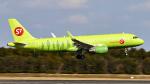 FlyingMonkeyさんが、成田国際空港で撮影したS7航空 A320-214の航空フォト(写真)