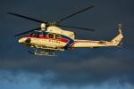 storyさんが、東京ヘリポートで撮影した国土交通省 地方整備局 412EPの航空フォト(写真)