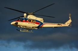 storyさんが、東京ヘリポートで撮影した国土交通省 地方整備局 412EPの航空フォト(飛行機 写真・画像)