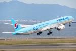 Ariesさんが、中部国際空港で撮影した大韓航空 777-3B5/ERの航空フォト(写真)