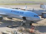 ヒロリンさんが、成田国際空港で撮影した大韓航空 A330-322の航空フォト(写真)