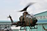 welderさんが、目達原駐屯地で撮影した陸上自衛隊 AH-1Sの航空フォト(写真)